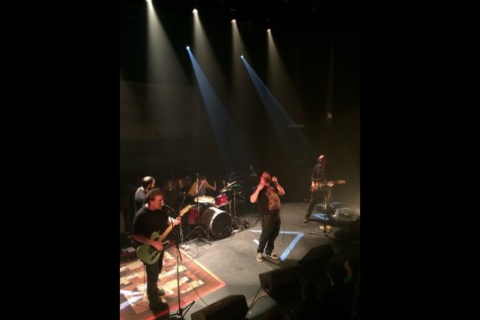 Propagandhi + Iron Chic + G.A.S Drummers 15/10/2017 @ Club Soda, Montréal