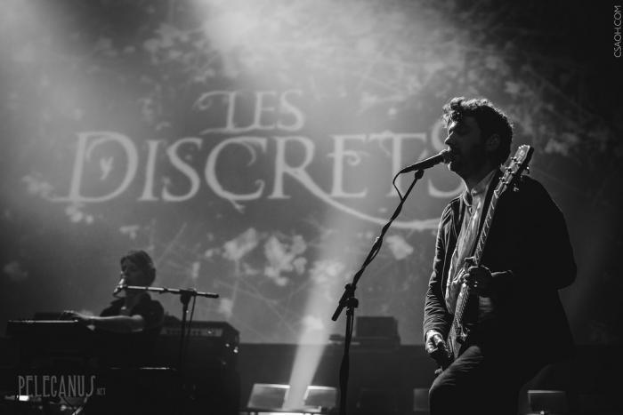 Les Discrets live @ Roadburn 2017