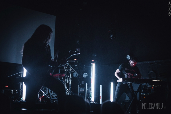 Carpenter Brut live @ Roadburn 2017