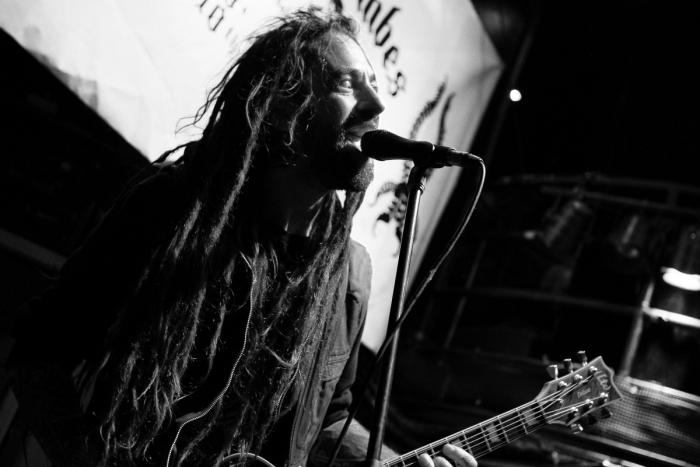 Dopethrone live 22/05/2017 @ Les Katacombes, Montréal