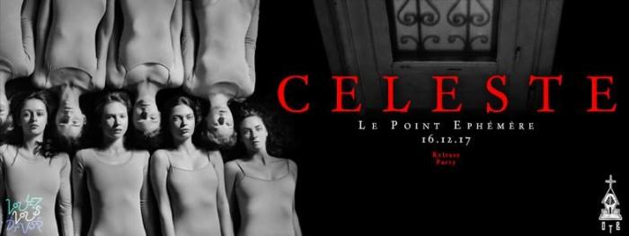Celeste (lancement d'album), Point Éphémère, Paris