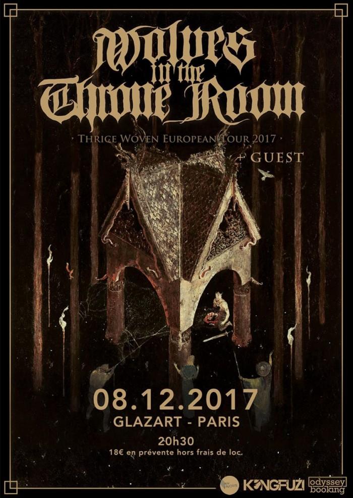 Wolves In The Throne Room + invités, Glazart, Paris