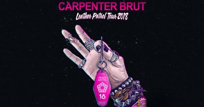 Carpenter Brut + invité, Théâtre Corona, Montréal