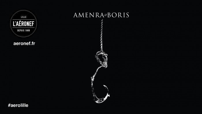 Amenra + Boris, L'Aéronef, Lille