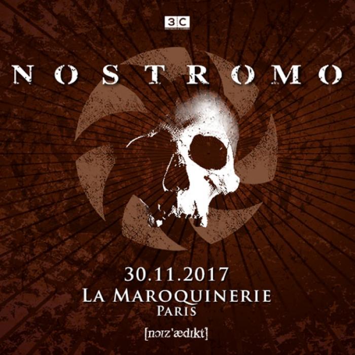 Nostromo + invités, La Maroquinerie, Paris