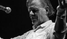 Michael Gira + Kristof Hahn 09/04/12 @ Point Ephémère, Paris