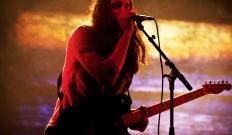 Barn Owl + Evangelista + Lori Schönberg live 17/11/11 @ Café de la Danse, Paris