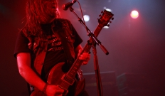 Electric wizard + Blood Ceremony + Satan's Satyr 04/04/2015 @ Théâtre Corona, Montréal
