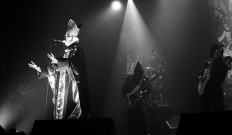 Ghost + Blood Ceremony + Ancient VVisdom live 21/01/12 @ Théâtre Corona, Montréal