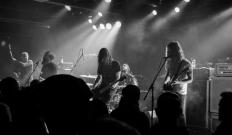 Russian Circles + The Atlas Moth 14/09/2014 @ Cabaret Mile End, Montréal
