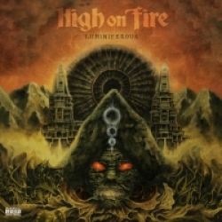 High on Fire - Luminiferous (2015)
