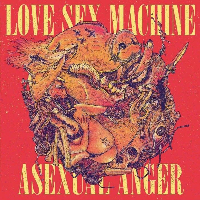 Love Sex Machine : Black Mountain, deuxième extrait exclusif d'Asexual Anger