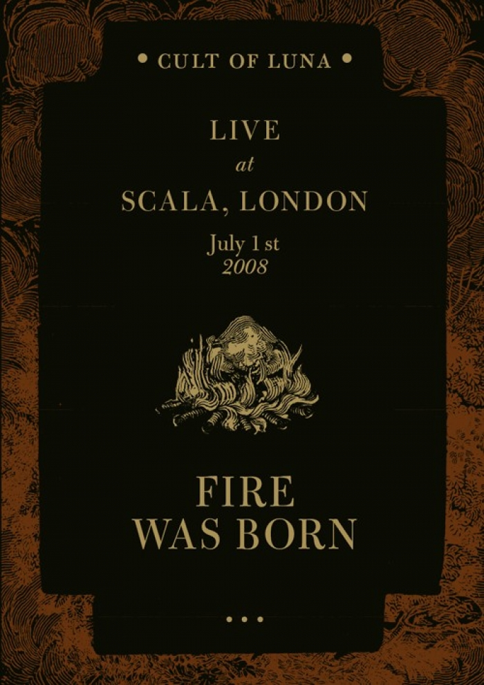 Fire was Born de Cult of Luna disponible en précommande