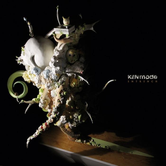 KEN Mode : artworks et 4 morceaux d'Entrench disponibles