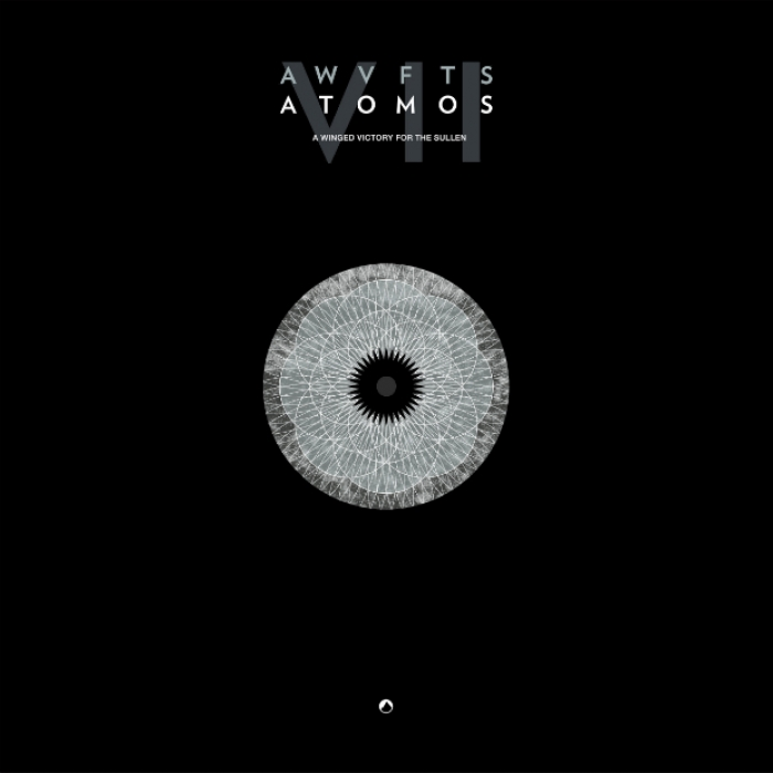 A Winged Victory for the Sullen : Atomos VII (EP) d'abord, Atomos (LP) ensuite chez Kranky et Erased Tapes