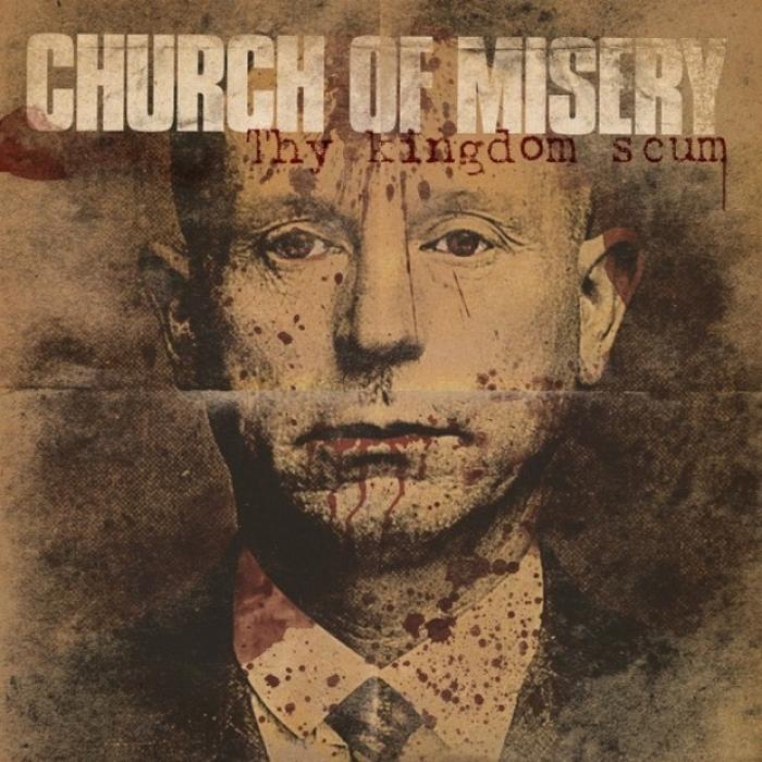 """Church of Misery : """"The Kingdom Scum"""" se dévoile en vidéo"""