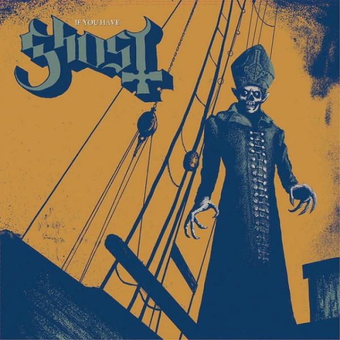 """Ghost BC : """"If You Have Ghost"""" (EP) - produit par Dave Grohl - prévu pour le mois des morts"""