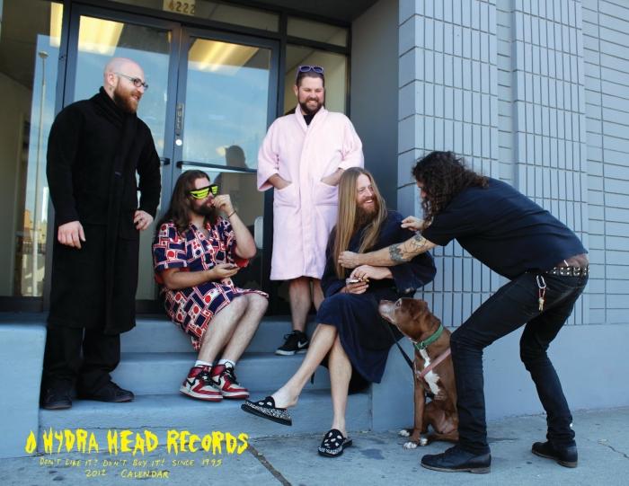 Hydrahead Records : « la fin imminente »