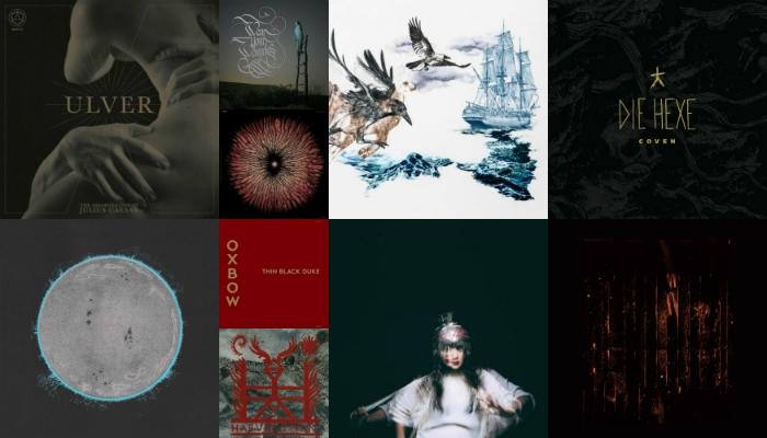 Mars 2017 en 10 morceaux