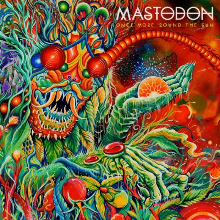 """Mastodon : """"Once More 'Round The Sun"""" se posera sur les platines dès le 24 juin"""