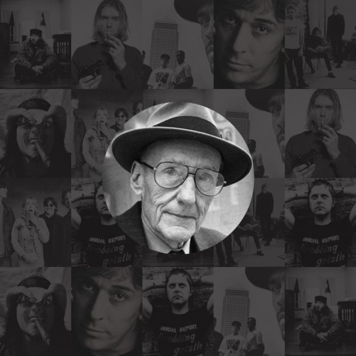 William Burroughs : le langage est un virus