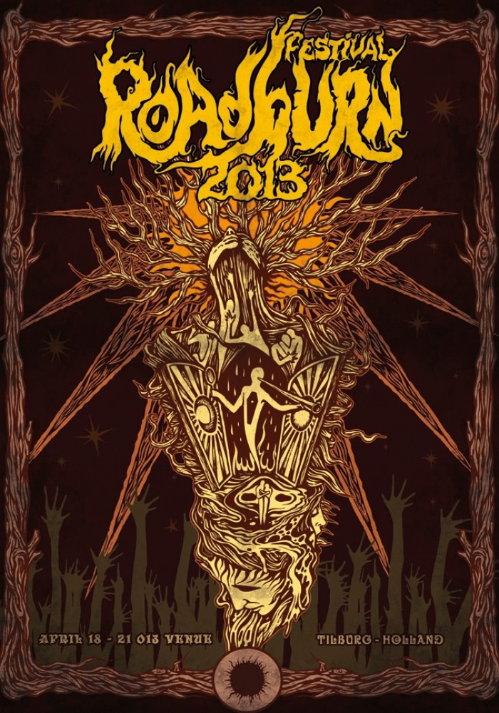 Roadburn 2013 : High on Fire, Cult of Luna, Psychic TV / PTV3, Uncle Acid & the Deadbeats, Goat, Kadavar présents, et plus encore !