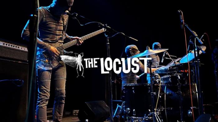 The Locust live intégral 23/11/2013 @ Porter's Pub, San Diego