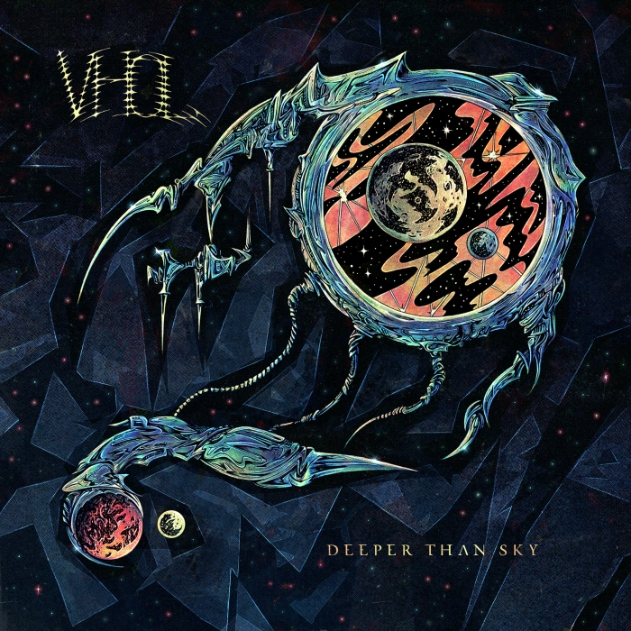 "Vhöl : retour du side-project psyche trash de Mike Scheidt (YOB) avec ""Deeper Than Sky"""