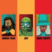 Harsh Toke - JOY - Sacri Monti - Burnout (2017)